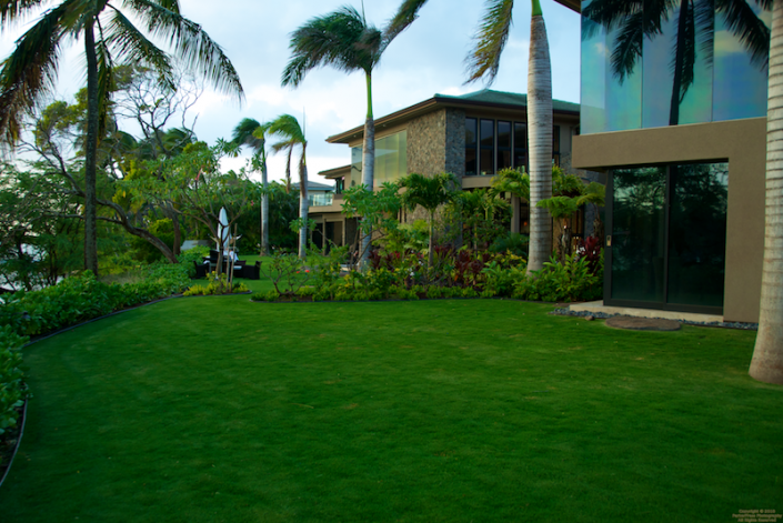 Jewel of Kahana from the north lawn