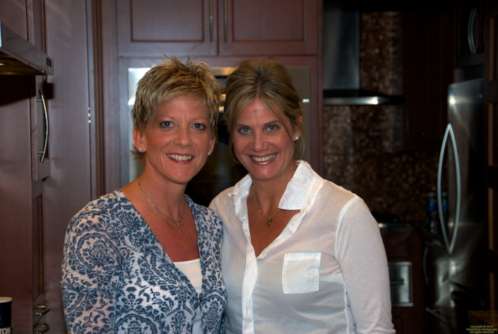 Sue, and Michele Bunch