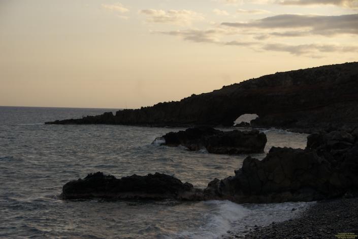 The south west side of Maui
