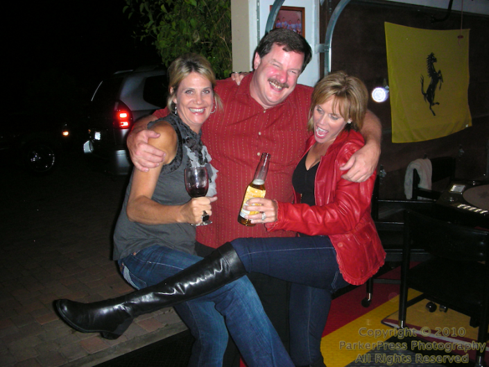 Michele, Steve and Patty