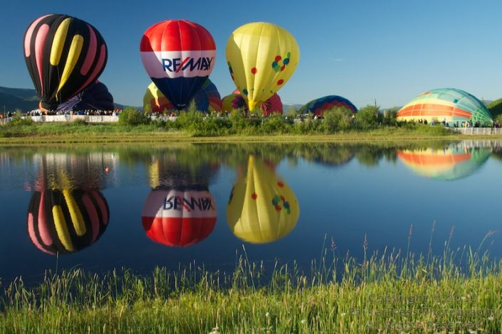 Steamboat Balloon Rodeo - Day 1