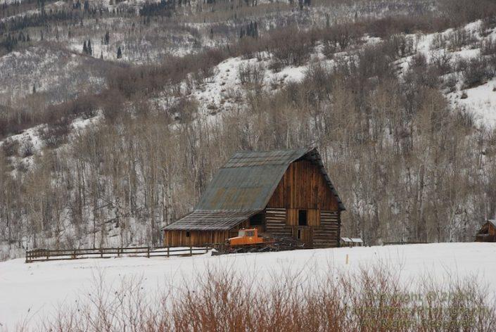 Catamount Barn