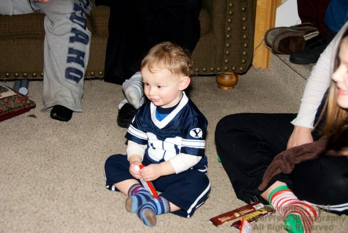 Cameron focusing on the candy exchange
