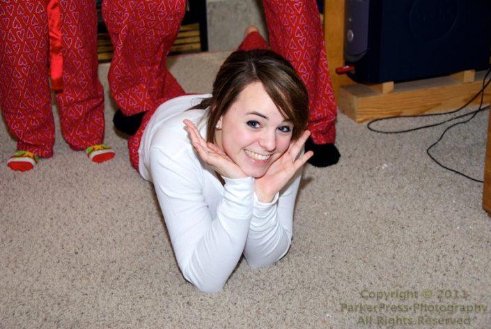 Katie. Always cute!