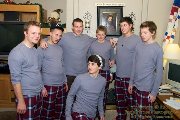 More Pajama's