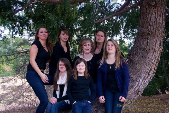 3rd generation women