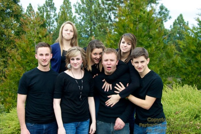 The Hogge Kids (+1)