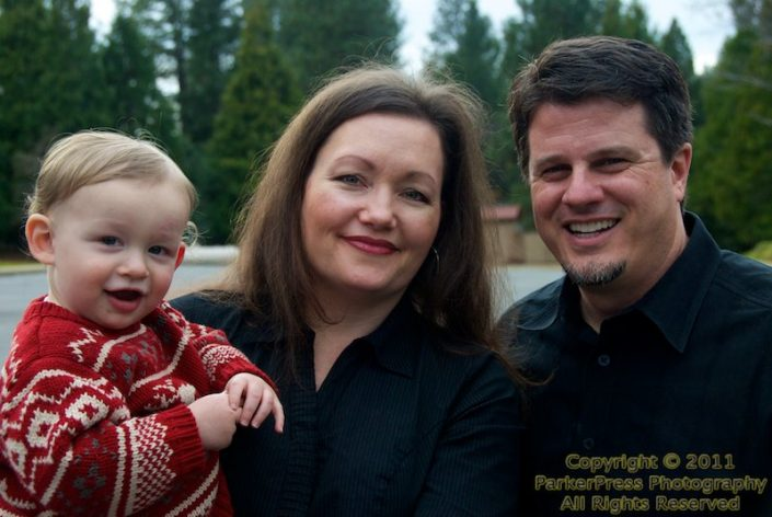 Cameron, Candice and Scott