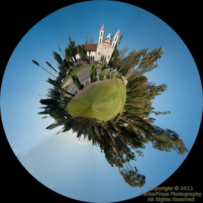 "Santa Barbara Mission ""Polar Planet"""