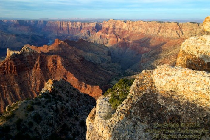 Lipan Point Sunset