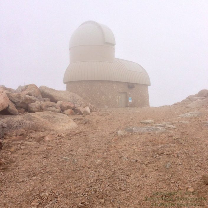 The spooky observatory